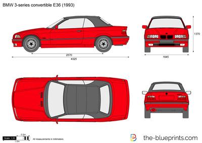 BMW 3-Series Cabrio E36 (1994)