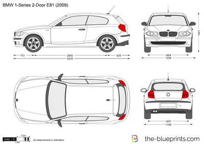 BMW 1-Series 2-Door E81