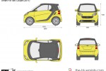Smart ForTwo Coupe (Model 451)