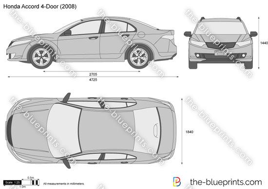 Honda Accord 4 Door