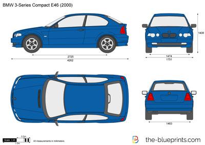 BMW 3-Series Compact E46 (2000)