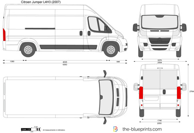 Citroen Jumper L4H3