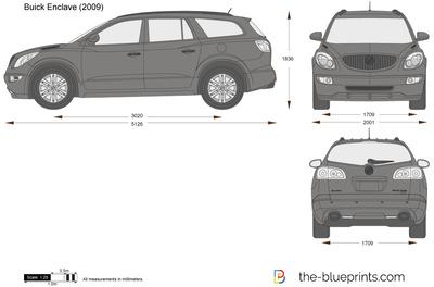 Buick Enclave (2009)