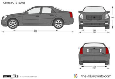Cadillac CTS (2006)