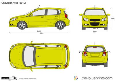 Chevrolet Aveo 5-Door