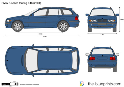 BMW 3-Series Touring E46
