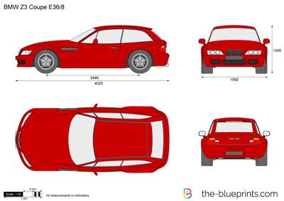BMW Z3 Coupe E37