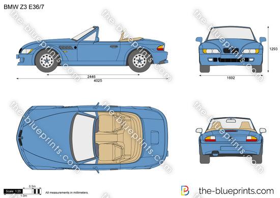 BMW Z3 Roadster E36/7