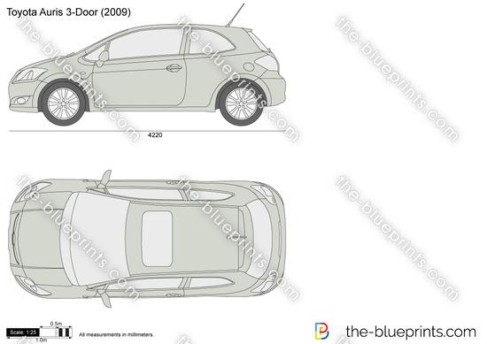 Toyota Auris 3-Door