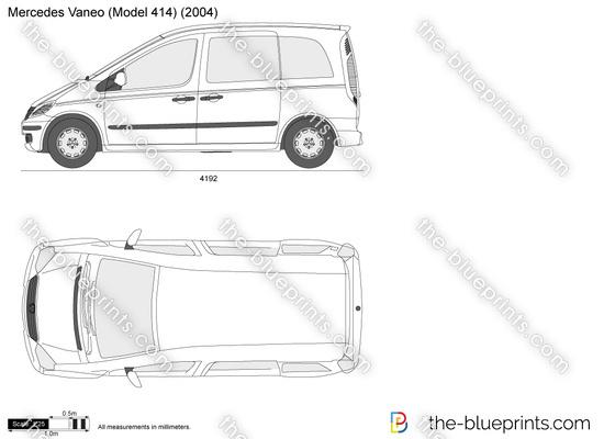 Mercedes-Benz Vaneo W414