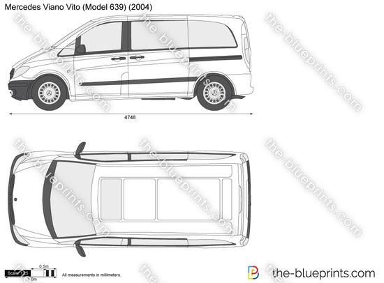 Mercedes-Benz Viano Vito W639