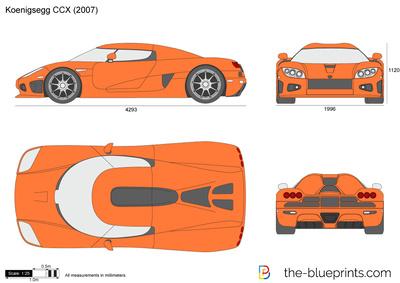 Koenigsegg CCX (2007)