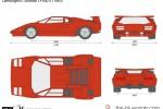 Lamborghini Countach LP500 S