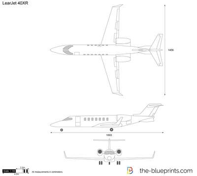 LearJet 40XR