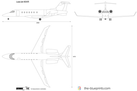 LearJet 85XR