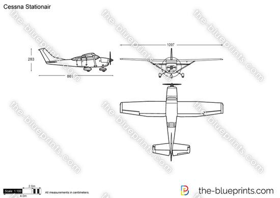 Cessna 206 Stationair