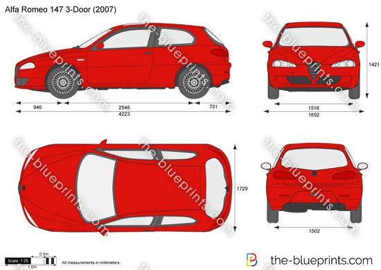 Alfa Romeo 147 3-Door