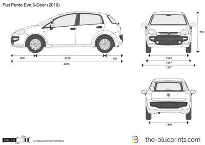 Fiat Punto Evo 5-Door