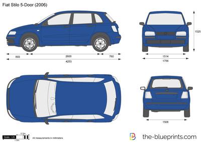 Fiat Stilo 5-Door