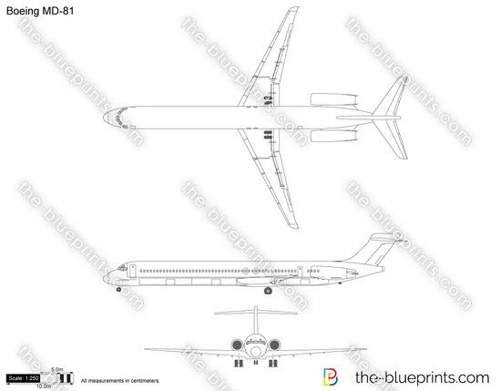 Boeing MD-81