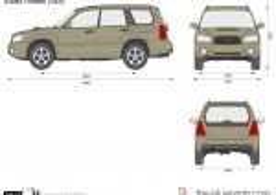 Subaru Forester (2003)