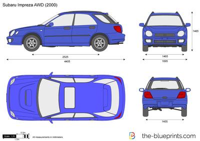 Subaru Impreza Wagon AWD