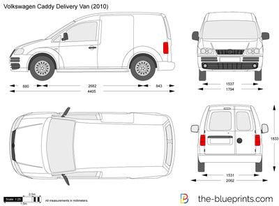Volkswagen Caddy Delivery Van