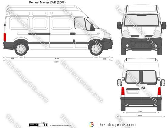 Renault Master LWB