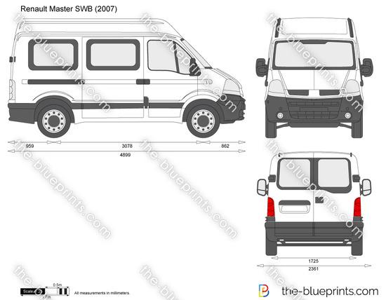 Renault Master SWB
