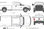 Ford F-250 / F-350 Super Duty (2011)