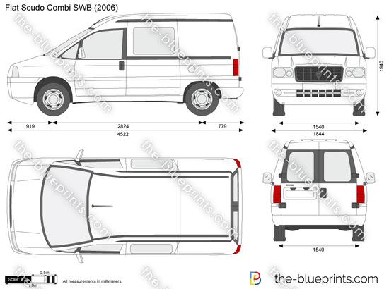 Fiat Scudo Combi SWB