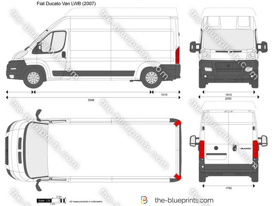 Fiat Ducato Van LWB