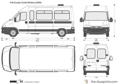 Fiat Ducato Combi Minibus