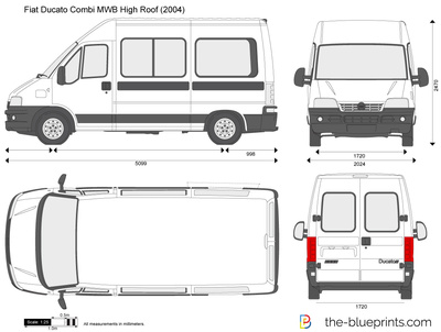 Fiat Ducato Combi MWB High Roof