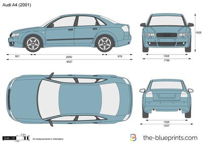 Audi A4 (2001)