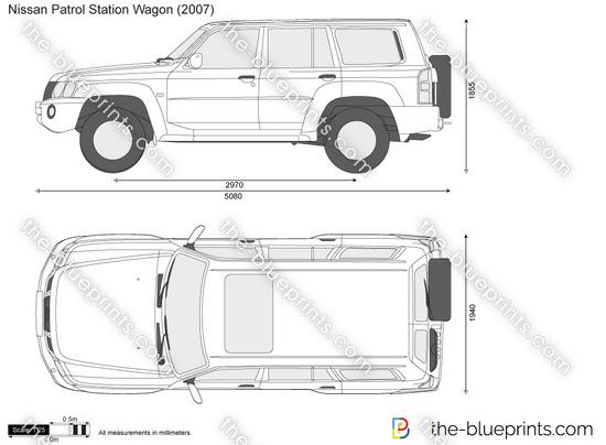Nissan Patrol Station Wagon