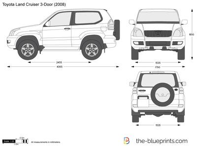 Toyota Land Cruiser 3-Door