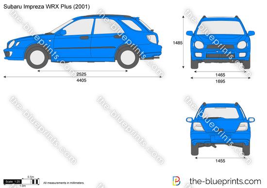 Subaru Impreza WRX Plus