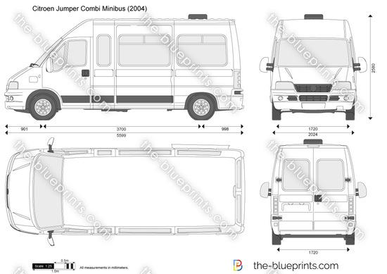 Citroen Jumper Combi Minibus