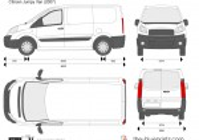Citroen Jumpy Van