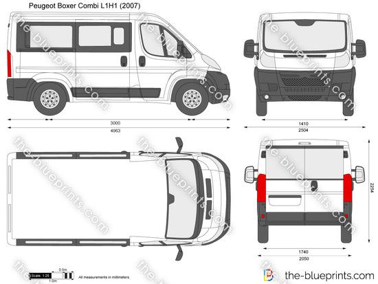 Peugeot Boxer Combi L1H1