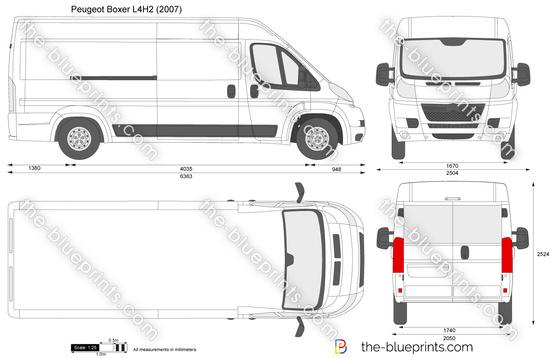 Peugeot Boxer L4H2