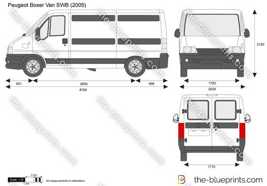 Peugeot Boxer Van SWB