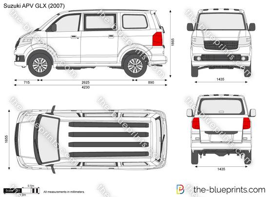 Suzuki APV GLX