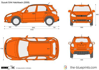 Suzuki SX4 Hatchback