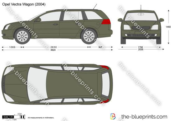 Opel Vectra Wagon
