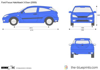 Ford Focus Hatchback 3-Door