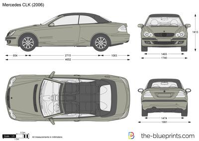 Mercedes-Benz CLK W209