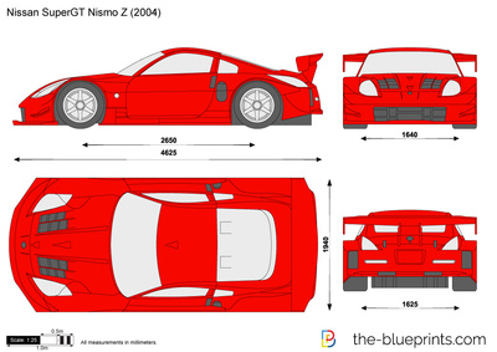 Nissan SuperGT Nismo Z