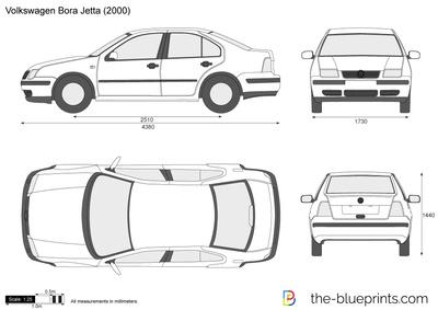 Volkswagen Bora Jetta (2000)